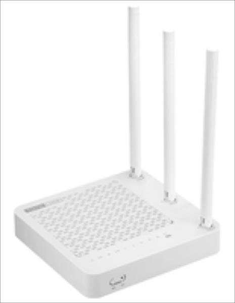 TOTOLINK A1004 750Mbps 2.4/5GHz 802.11ac Wireless Gigabit Router, 5dBi antennas WiFi Rūteris
