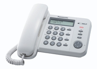 Panasonic KX-TS560EX1W telefons