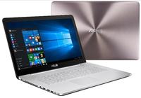 ASUS N752VX-GC131T 17,3 i76700HQ/8GB/256GB/950M/Win10 Portatīvais dators
