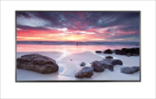 LG 86UH5C-B    218,44cm(86) Edge LED, Ultra HD, WebOS3.0 publiskie, komerciālie info ekrāni