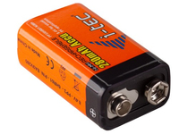 i-tec 9V Ni-MH Rechargable Battery 280mAh PP3 / 6HR61 -  9V piederumi cietajiem diskiem HDD