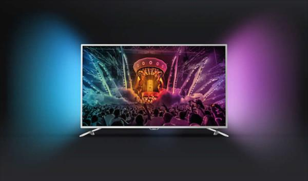 Philips 49PUS6501 4K LED Televizors