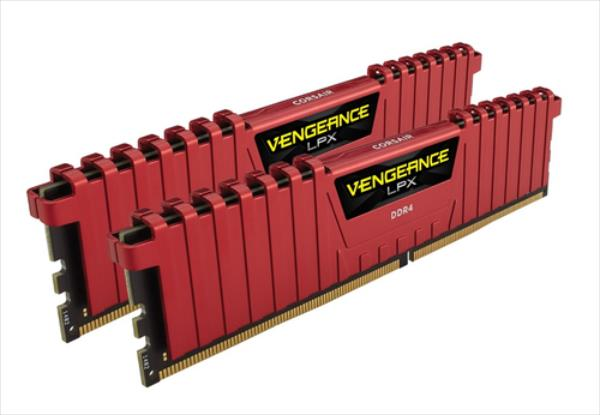 Corsair Vengeance LPX 2x8GB DDR4 3200MHz CL14 operatīvā atmiņa