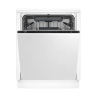 DIN28221 Beko      Dishwasher Iebūvējamā Trauku mazgājamā mašīna