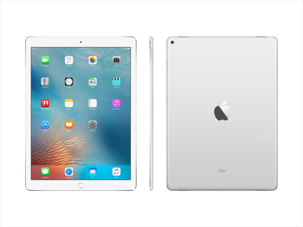 APPLE iPad Pro Wi-Fi 256GB - Silver Planšetdators
