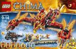 LEGO Flying Phoenix Fire Temple 70146 LEGO konstruktors