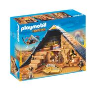 PLAYMOBIL 5386 Pyramide des Pharao konstruktors