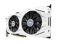 Asus DUAL-GTX1060-6G NVIDIA, 6 GB, GeForce GTX 1060, GDDR5, Memory clock speed 8008 MHz, PCI Express 3.0, HDMI ports quantity 2, DVI-D ports video karte