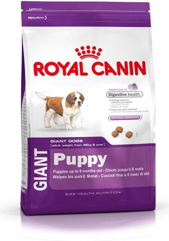 Royal Canin Giant Puppy 15 kg barība suņiem