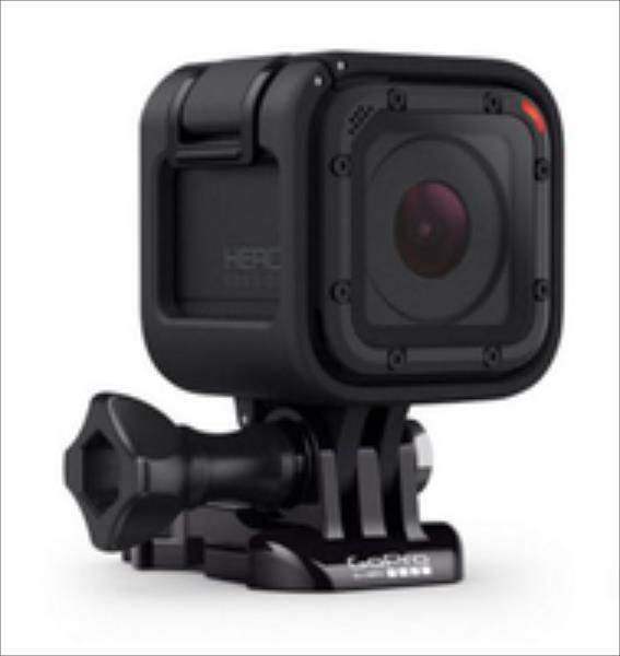 GoPro HD HERO 4 SESSION NEW (CHDHS-102-EU) sporta action kamera