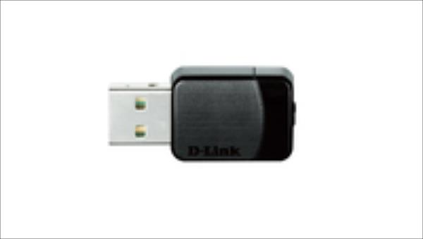 D-Link Wireless AC DualBand USB Micro Adapter WiFi adapteris