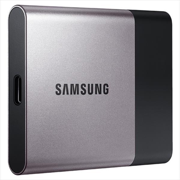 SAMSUNG Portable SSD T3 250GB USB3.1 Ārējais cietais disks
