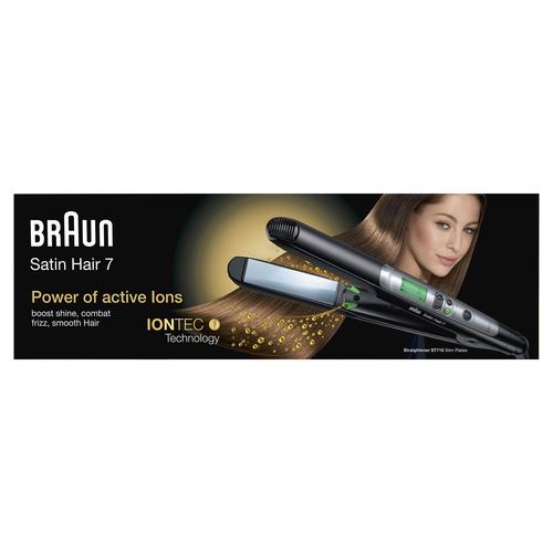 Braun Satin Hair 7 ST 710 Matu taisnotājs