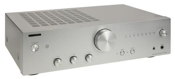 Onkyo A-9010 Stereo silver resīveris