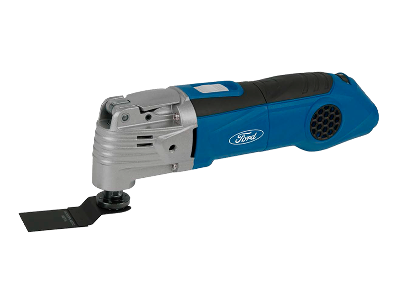FORD Multifunctional Tool FX1-110 300 W, Quick Clamp System
