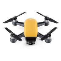 DJI Spark Fly More Combo Sunrise Yellow Droni un rezerves daļas
