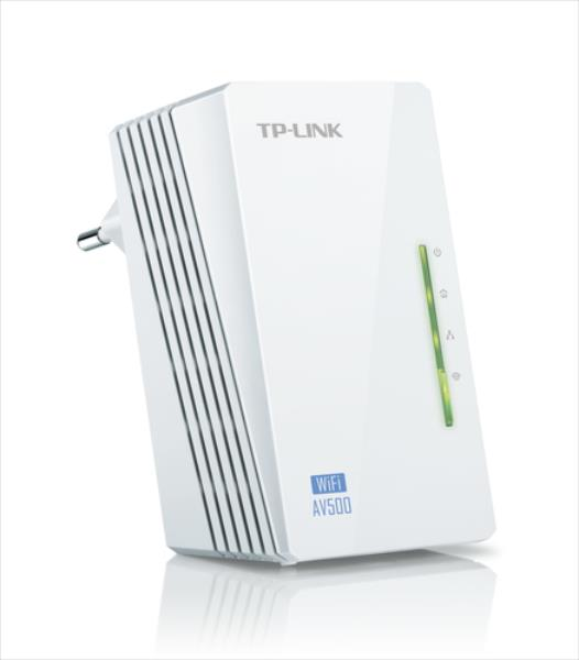 TP-Link TL-WPA4220 300Mbps AV500 WiFi Powerline Extender (Single Pack) POWERLINE adapteri
