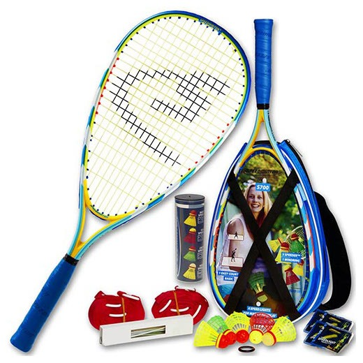 Speedminton Set S700 badmintona rakete