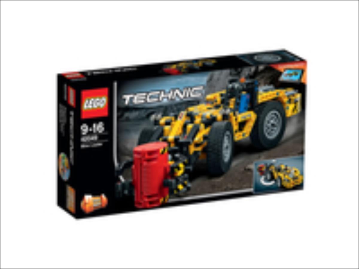 LEGO Technic Mine Loader 42049 LEGO konstruktors