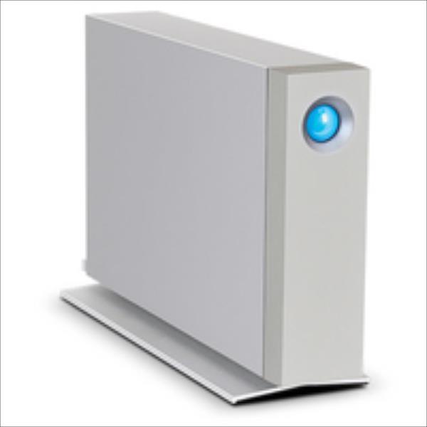 LaCie d2 Thunderbolt  2  3TB USB3/Thunderbolt2, up to 220MB/s Ārējais cietais disks