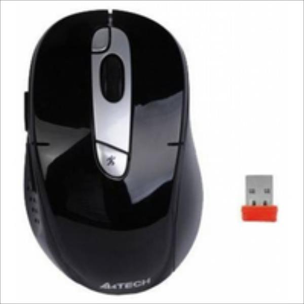 A4Tech V-Track G11-570FX (Black+Silver) Datora pele
