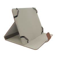 Qoltec Tablet Case High Effective Protection for Tablet 9-10.1'', brown soma foto, video aksesuāriem