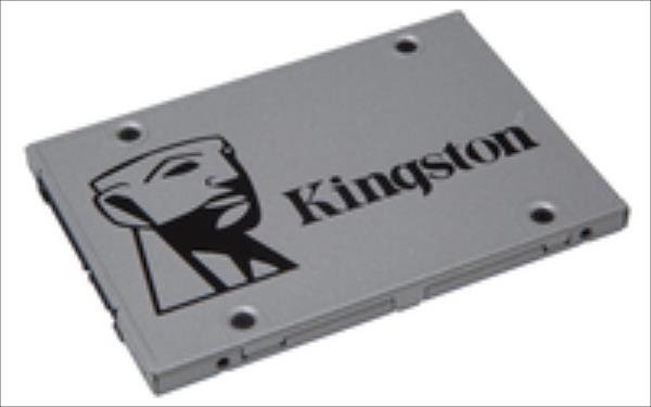 Kingston SSDNow UV400 480GB SATAIII, 550/500 MB/s, 7mm, SSD disks