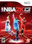 NINTENDO WiiU NBA 2K13 spēle