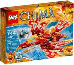 LEGO Chima Flinx s Ultimate Phoenix 70221 LEGO konstruktors