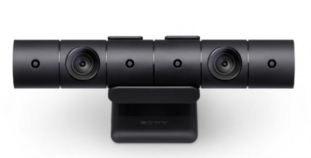 Sony Playstation PS4 Camera new Design spēļu aksesuārs