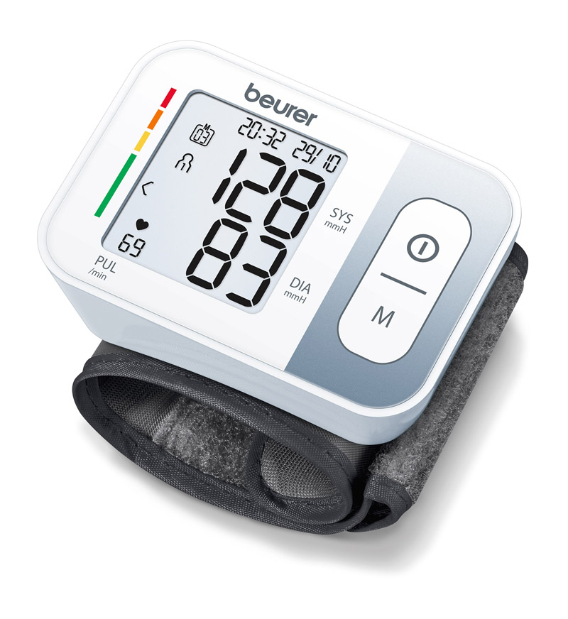 Beurer BC 28 asinsspiediena mērītājs