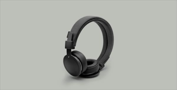 Urbanears Plattan ADV Wireless Kopfharer Black austiņas