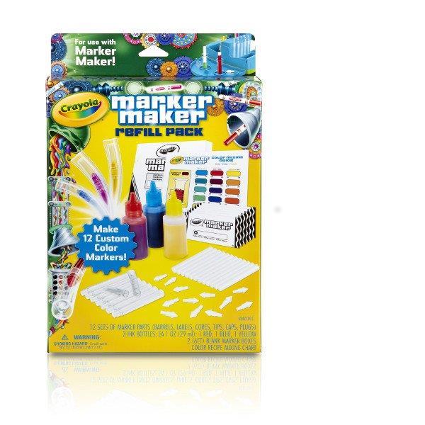 Crayola CRAYOLA Marker Maker - 74-7055 bērnu rotaļlieta
