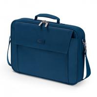 Dicota Multi BASE 15 - 17.3 Blue notebook case portatīvo datoru soma, apvalks
