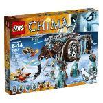 LEGO Maula s Ice Mammoth Stomper 70145 LEGO konstruktors
