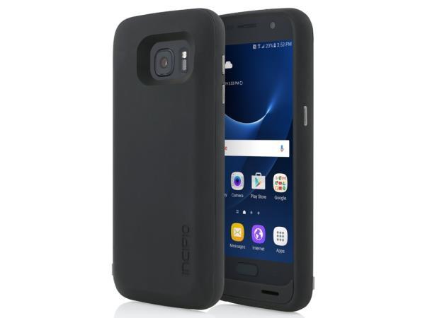 Incipio offGRID Wireless Charging Akku Case  Samsung Galaxy S7 edge maciņš, apvalks