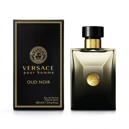 Versace Pour Homme Oud Noir 100ml Vīriešu Smaržas