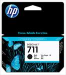 HP 711 ink black 38 ml DJ T120 520 kārtridžs
