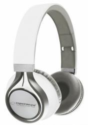 ESPERANZA EH159W FREESTYLE Audio Stereo Headphones with volume control     2m austiņas