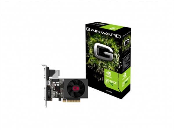 Gainward GeForce GT710 1GB GDDR3 video karte