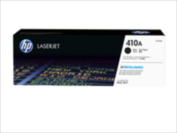 Hewlett-Packard Toner CF410A (black) toneris