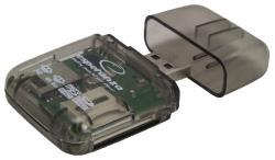 ESPERANZA Card Reader All in One EA132 USB 2.0 karšu lasītājs