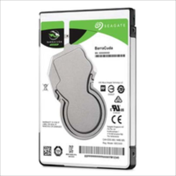 Seagate BarraCuda 2.5'' 1TB SATA3 5400RPM 128MB cietais disks