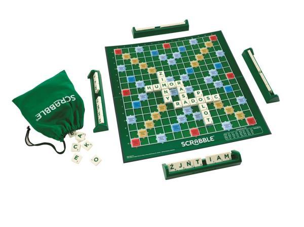 Scrabble Original Y9616 galda spēle