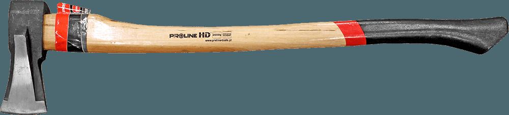 Proline Cirvis šķelšanai HD ar koka kātu 2.0kg cirvis