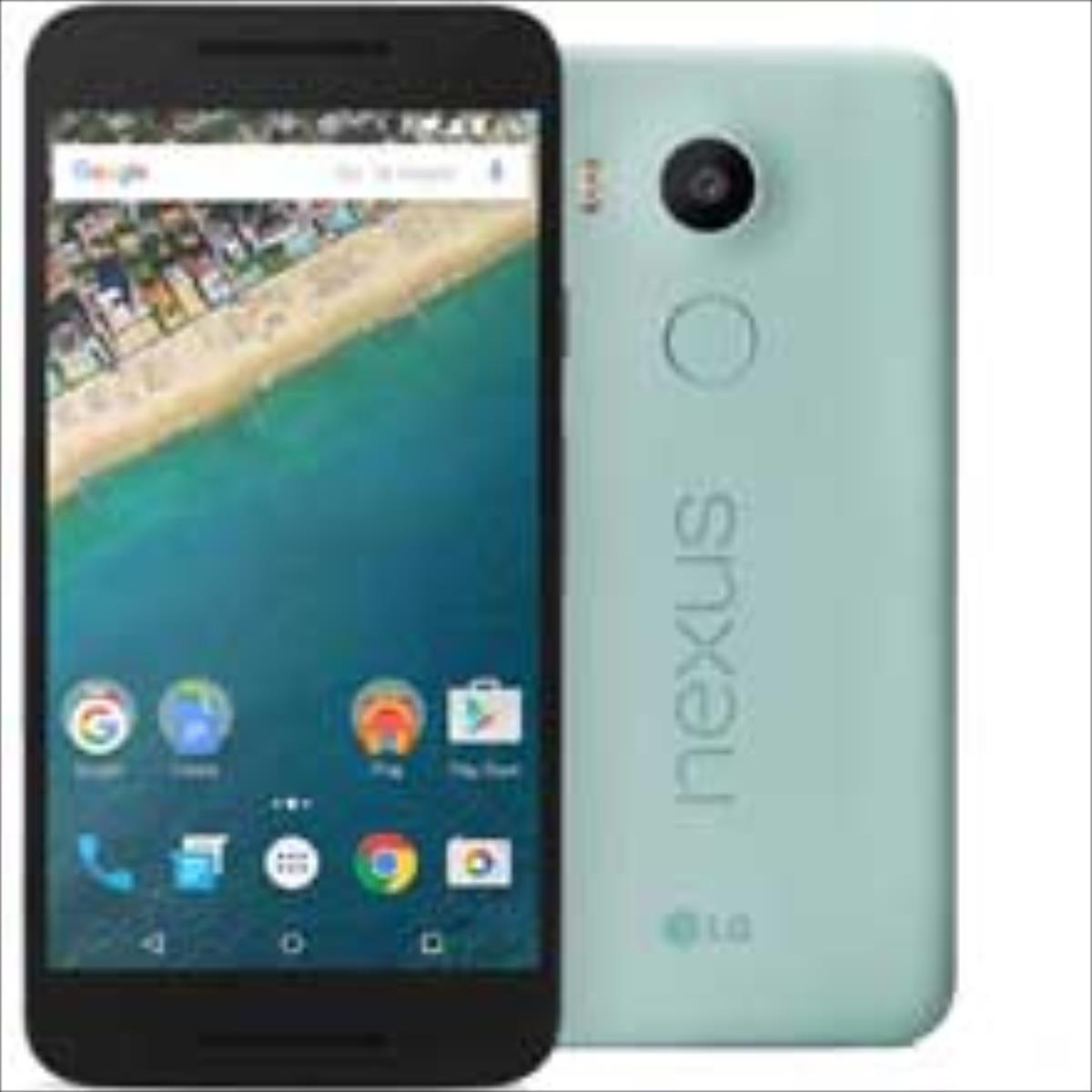 LG Nexus 5X 16GB Android 6.0 ICE BLUE Mobilais Telefons