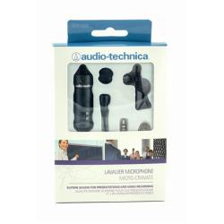 Audio Technica ATR3350 /Omnidirectional Condenser Microphone austiņas