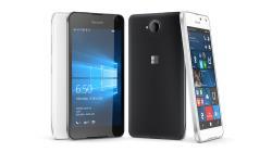 Microsoft Lumia 650 Black Dark Silver Mobilais Telefons