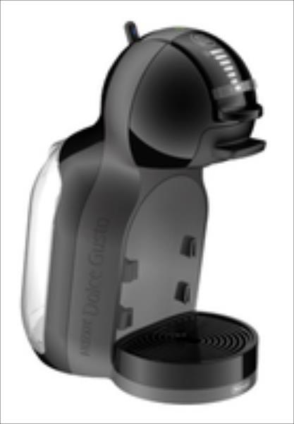 DeLonghi Dolce Gusto MINIME EDG305BG Coffee maker, Black/Grey Kafijas automāts