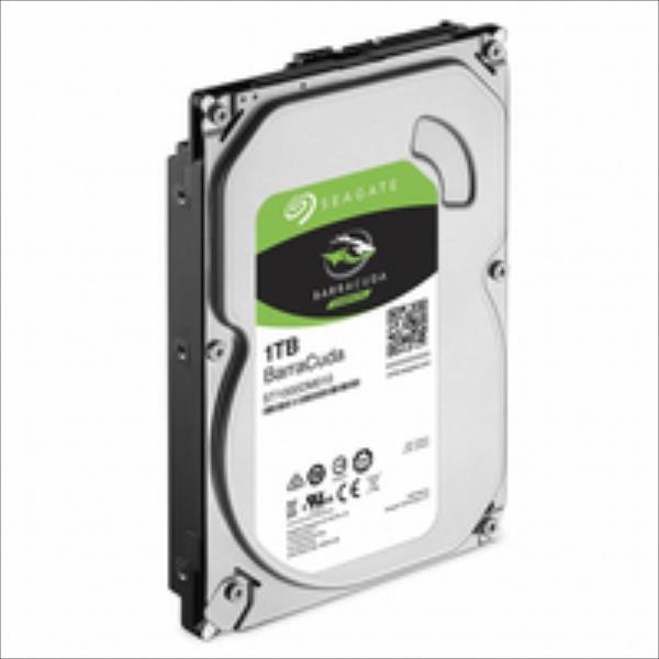 Seagate BarraCuda 3.5'' 1TB SATA3 7200RPM 64MB cietais disks
